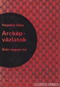 Hegedüs Géza: Arckép-vázlatok 300 Ft