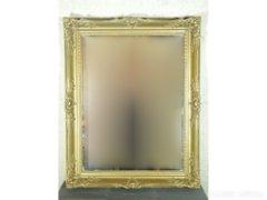 3579 Antik nagyméretű tükör blondel keretben