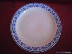 Ritka, különleges Zsolnay desszertes tányér