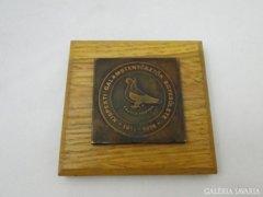 5986 Régi galambtenyésztő fajta győztes díj 1974