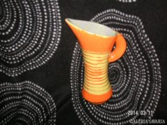Gorka Gézaa  váza  képcsarnokos jelzéssel  ,  22 cm