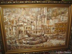 Onody Ágnes festmény eladó