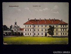 A029 Képeslap Stubnyafürdő - Erzsébet-lak 1917