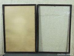 7834 Régi vágható képkeret párban 40 x 60 cm