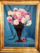 Pammer János / Szekfűcsokor vázában