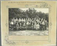 8335 Bajai tanítóképző 1906 tabló