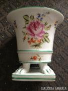 Antik Herendi oroszlánkörmös váza