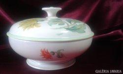 J.S Wohenstauss Bavaria porcelán kínáló & bonbonier