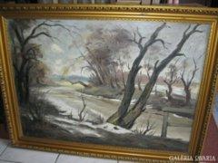 Varga János festmény eladó