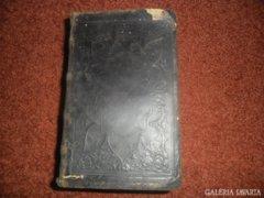 Gót betűs Tót biblia 1877-ből