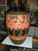 Vietnámi kerámia váza