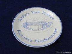 8524 Wilhelm Pieck Stadion műjégpálya relikvia