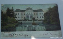 Válaszút 1913 régi képeslap