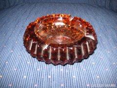 Üveg tálka   14 cm