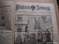 Illustrierte Zeitung, 1890