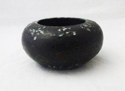 8511 Jelzett művészi kerámia váza VKB