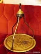Különleges Kézi Készítésű Sárgaréz Kínáló