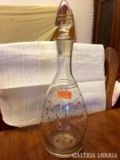 Nagyon Szép Üvegdugós Üveg