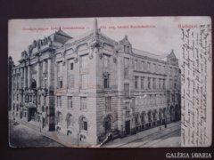 Budapest zeneakadémia    1907      RK
