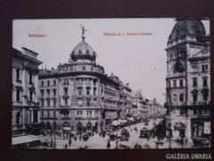Budapest, Rákoczi út    1911      RK