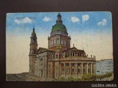 Budapest, Bazilika   1918      RK