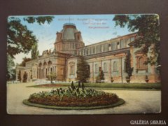 Budapest, Margitszigeti gyógyház   1915      RK
