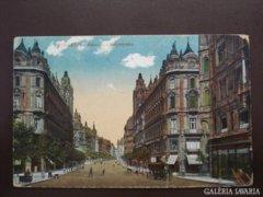 Budapest, Eskü út    1921    RK