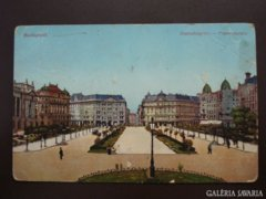 Budapest, Szabadság tér    1911    RK