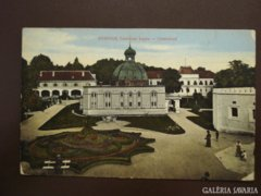 Horvát Daruvár központi fürdő   1928        RK