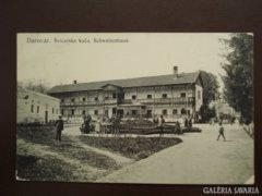 Horvát Daruvár schweizerhaus   1912        RK