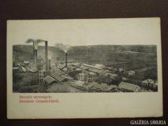 Szerbia Belcsény Beocsini Cement-gyár         1913      RK