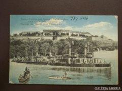 Pétervárad Hadi-hajók         1914      RK