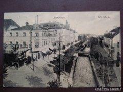 Német Wörishofen 004 - Bachstrasse  1909     RK