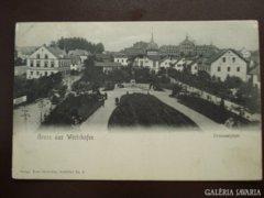 Német Wörishofen 002 - Denkmalplatz   1908     RK