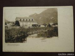 Német Oberammergau       1900     RK