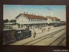 Fehring - Bahnhof     1919     RK