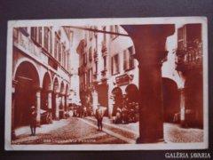 Schweiz - Svájc Lugano via Pessina   1927     RK