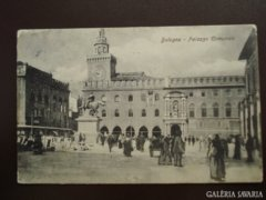 Olasz Bologna  001            Palazzo Comunale  kb 1900   RK