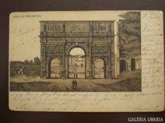 Róma  Arco di Costantino         1900     RK
