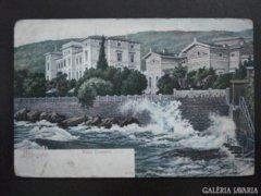 Horvát  Abbazia  Opatija   001  kb 1910        RK