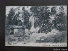 Horvát Lussingrande - Veli Lošinj     1906      RK