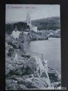 Lussingrande - Veli Lošinj  Porto e Duomo   1911      RK
