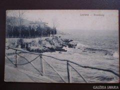 Horvát Laurana - Lovran - Ica 001  kb  1920     RK