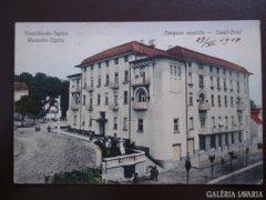 Varaždinske Toplice - Varasdfürdő   1918     RK