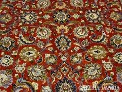 GHOM-SELYEM orig.IránKézicsomózású Perzsaszőnyeg! 312x203cm