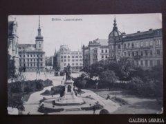 Cseh Brünn 004  Lazanskyplatz  1913    RK