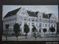 Pettau - Ptuj  Leány Polgri iskola  1914    RK