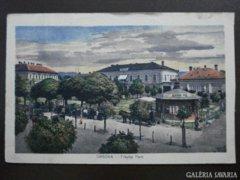 Orsova   kb  1910    RK