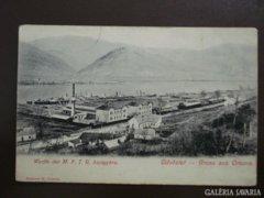 Orsova - Hajógyár    1906    RK