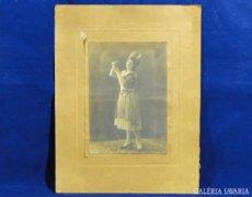 6859 Antik szegedi MOLNÁR RUDOLF fotográfia 1921